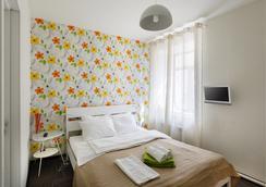Station Hotel G73 - Saint Petersburg - Bedroom