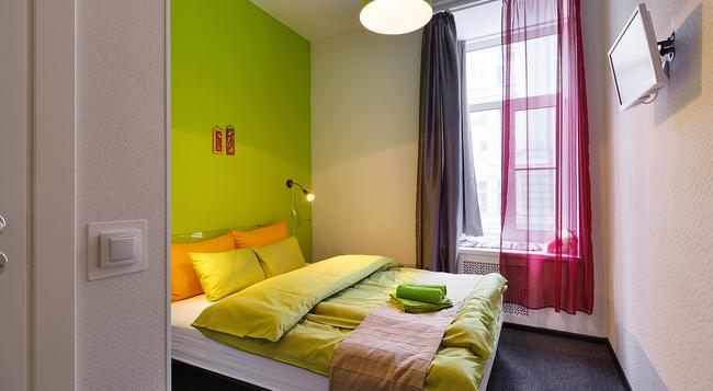 Station Hotel Z12 - Saint Petersburg - Bedroom