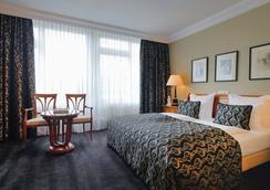 Hotel Apollofirst Amsterdam - Amsterdam - Bedroom