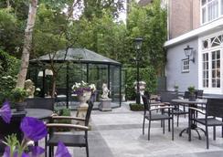 Hotel Apollofirst Amsterdam - Amsterdam - Patio