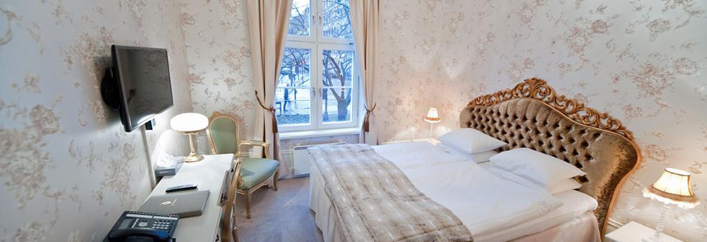 Browallshof Hotell och Matsal - Stockholm - Bedroom