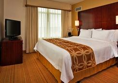 Residence Inn by Marriott Arlington Capital View - Arlington - Bedroom