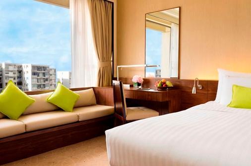 City Garden Hotel - Hong Kong - Bedroom