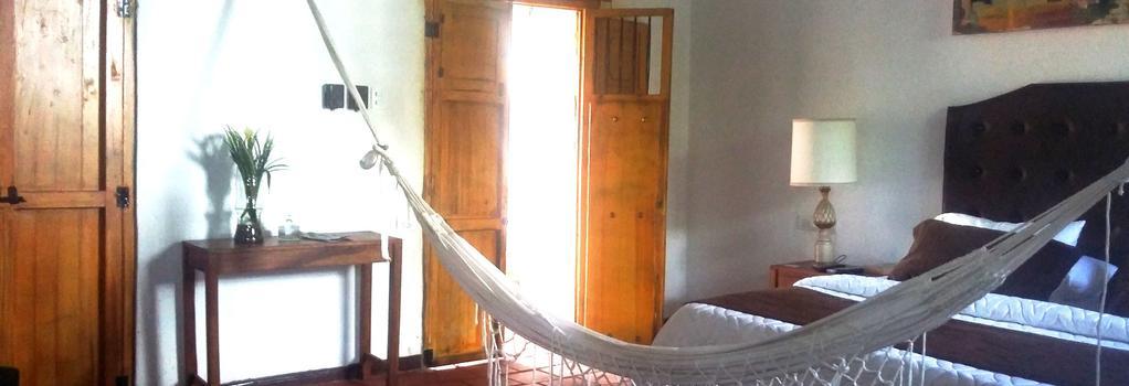 Hotel Boutique Casa De Los Santos Reyes Valledupar - Valledupar - Bedroom