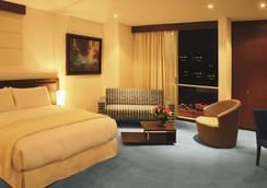 Blue Suites Hotel - Bogotá - Bedroom