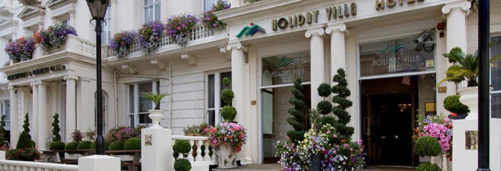 Holiday Villa Hotel - London - Building