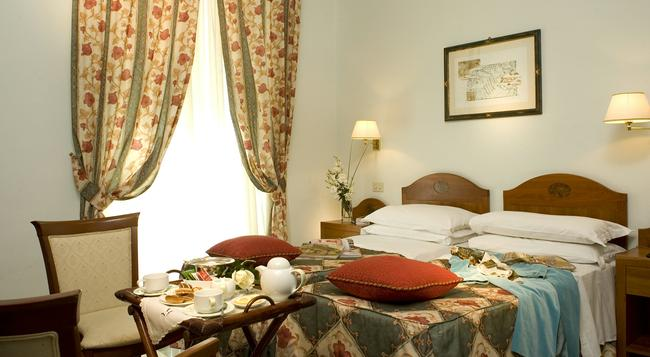 Aberdeen - Rome - Bedroom