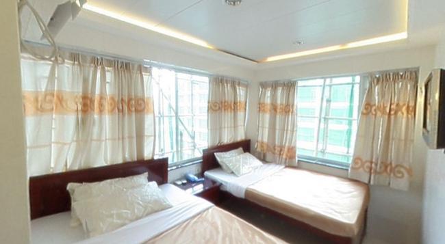 Cosmic Guest House - Hong Kong - Bedroom