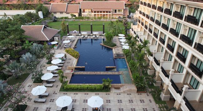 Angkor Miracle Resort & Spa - Siem Reap - Pool
