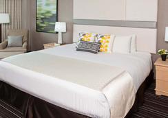 Wyndham Irvine-Orange County Airport - Irvine - Bedroom