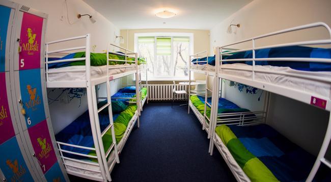 Hostel Muesli - Tyumen - Bedroom