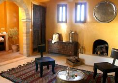 Riad Chbanate - Essaouira - Living room