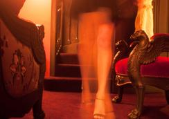 Hotel Costes - Paris - Lobby
