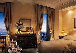 Eurostars Excelsior - Naples - Bedroom