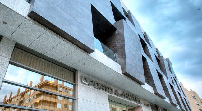 Eurostars Oporto - Porto - Building