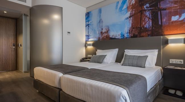 Eurostars Heroismo - Porto - Bedroom