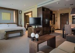 Eurostars Suites Mirasierra - Madrid - Bedroom