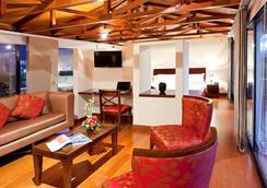 Exe Santafé Boutique Hotel - Bogotá - Lounge