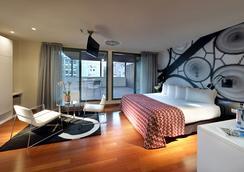 Eurostars Bcn Design - Barcelona - Bedroom