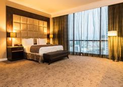 Eurostars Panama City - Panama City - Bedroom
