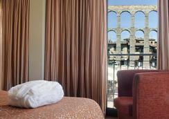 Eurostars Plaza Acueducto - Segovia - Bedroom