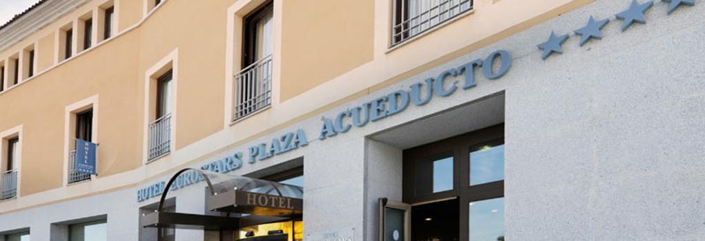 Eurostars Plaza Acueducto - Segovia - Building