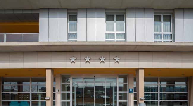 Eurostars Rey Fernando - Zaragoza - Building