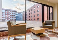 Exe Aparthotel Campus San Mames - León - Bedroom