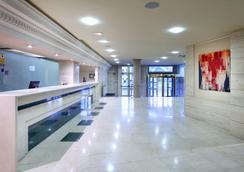 Eurostars Plaza Acueducto - Segovia - Lobby