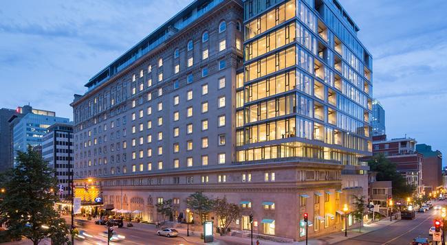The Ritz-Carlton Montreal - Montreal - Building