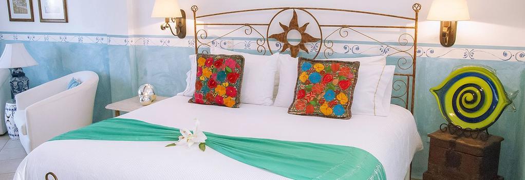 Encanto Inn Hotel, Spa & Suites - San José del Cabo - Bedroom