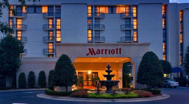 Charlotte Marriott SouthPark - Charlotte - Building
