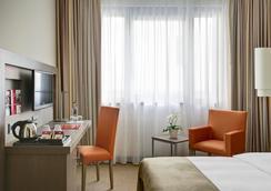 Intercityhotel Hannover - Hannover - Bedroom
