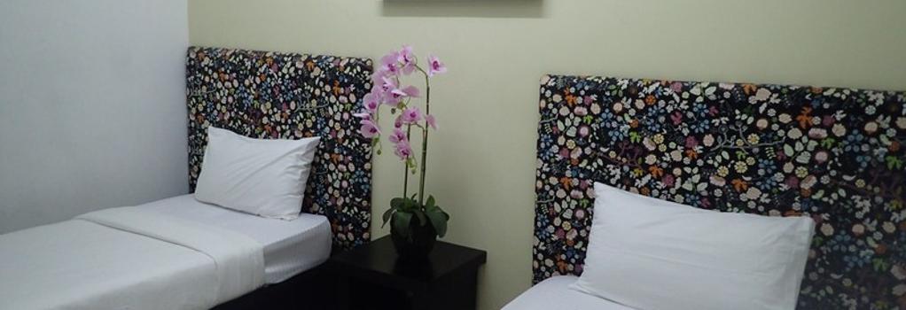 Ar-raudhah Suite & Hotel - George Town (Penang) - Bedroom