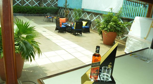 Hotel Franco - Yaounde - Pool