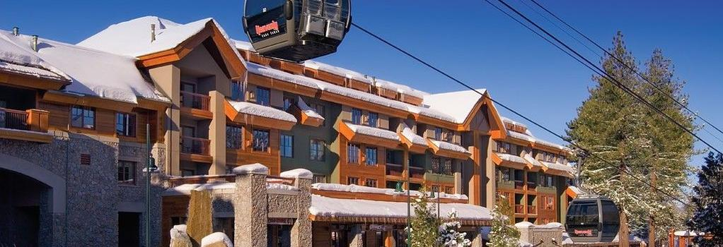 Grand Residences by Marriott Lake Tahoe - studios 1 & 2 bedrooms - South Lake Tahoe - Building