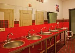 All Faces Hostel - Saint Petersburg - Bathroom