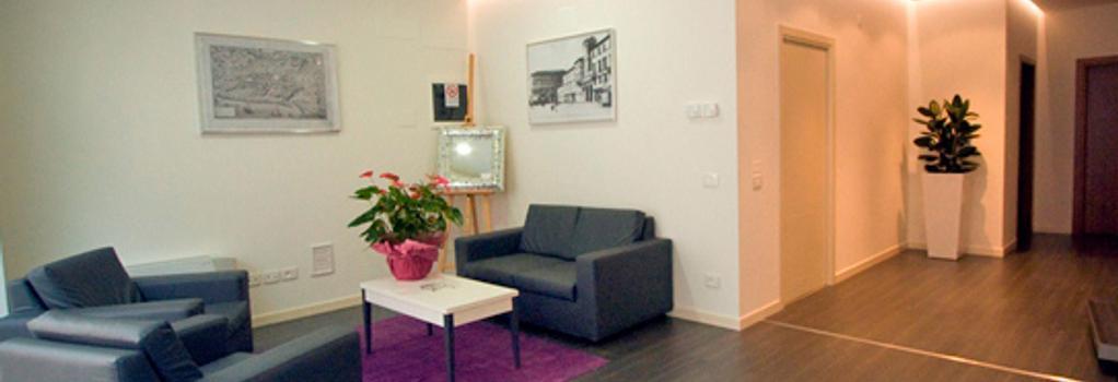 Hotel Giulio Cesare - Rimini - Lobby