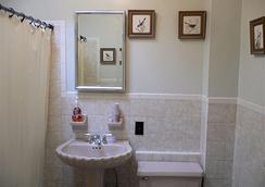 Sofia Inn - Brooklyn - Bathroom