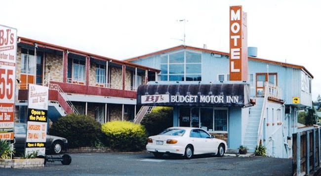 BJ's Budget Motor Inn Motel - Hamilton - Building