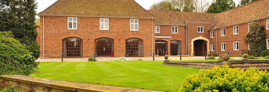 Madingley Hall - Cambridge - Building