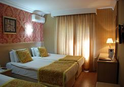 Royal Carine Hotel - Ankara - Bedroom