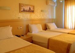 Royal Carine Hotel - Ankara - Bedroom