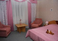 Nikol Hotel Perm - Perm - Bedroom