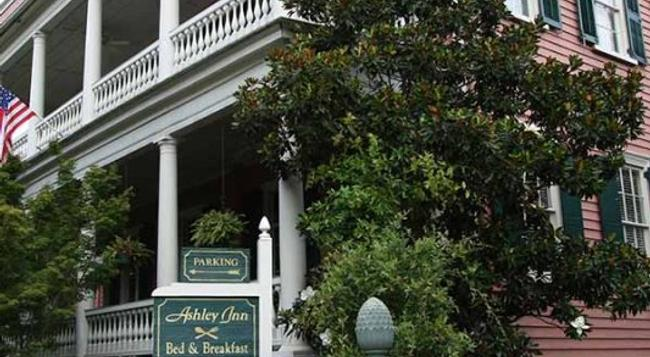 The Ashley Inn - Charleston - Building