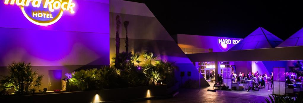 Hard Rock Hotel Palm Springs - Palm Springs - Building