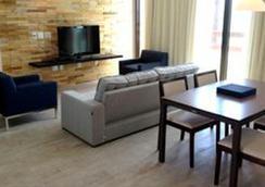 Waive Suites Hotel - Maceió - Living room