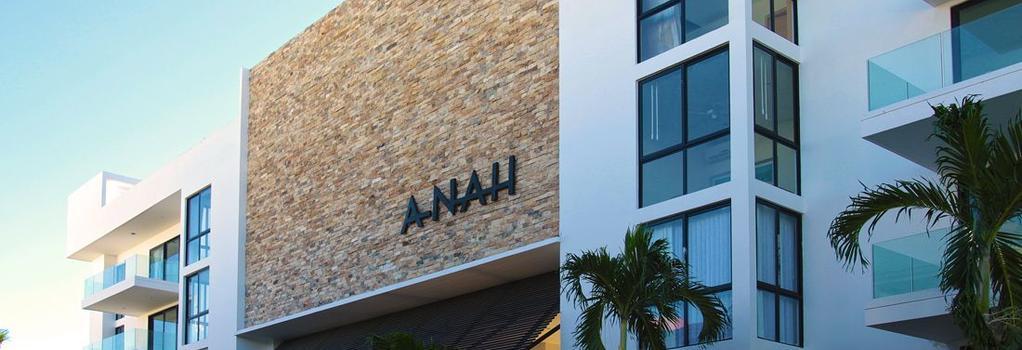 Anah Suites Playa del Carmen - Playa del Carmen - Building
