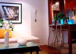Amistar Apartments - Santiago - Living room