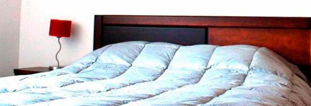 Amistar Apartments - Santiago - Bedroom